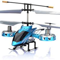 Avatar Z008 Helicoptero, 4 Canales, Gyro Control Remoto
