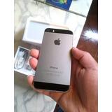 Iphone 5s 16gb Libre De Operador Gris Espacial Conservado