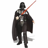 Disfraz De Darth Vader Adultos Deluxe Star Wars- Importados