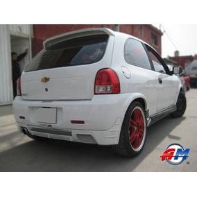 Estribos Chevy C3 2009-2012 Con Toma De Aire (juego)