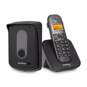 Telefone S/fio Intelbras Com Ramal Externo Tis 5010