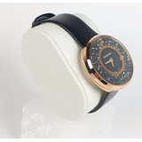 Relógio Swarovski Crystalline Ouro Rosa, - Lacrado