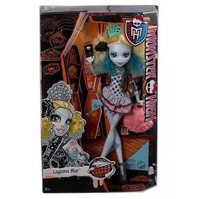 Boneca Monster High Excursão Lagoona Blue - Mattel
