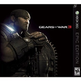Video Juego Gears Of War 3 Epic Edition -xbox 360 Epopeya E