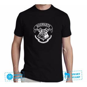 Camisa, Camiseta Harry Potter Hogwarts