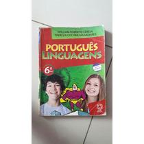 Livro De Português Linguagens 6 Ano