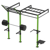 Power Rack Gaiola Crossfit Funcional Agachamento Gorila Walk