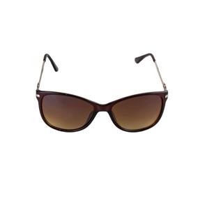 Óculos De Sol Feminino Barato Marrom Super Promoção Novo