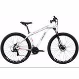 Bicicleta Caloi Explorer 10 Aro 29 2017 21v. Freio A Disco