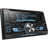 Kenwood Cd Bluetooth Incorporado Apple Ipod Listo Radio Sat