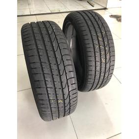2 Pneus Pirelli 225/40r19 89w Pzero Runflat Estado De Novo