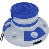 Nevera Inflable Flotante Para Piscina Con Porta Vasos