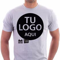 Remeras Estampadas Personalizadas Logo Diseño Frase Foto