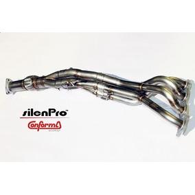 Coletor 421 Silenpro Em Inox Para K20 Civic Si 2007 A 11