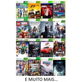 Hd Externo 1tb Com 161 Patch Jogos Xbox 360 Desbloqueado Rgh