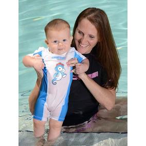 Overol Cressi Traje De Baño Para Bebe Natación Protección Uv