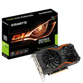 Placa De Video 4gb Gtx 1050 Ti Gigabyte Gaming G1- Comeros C