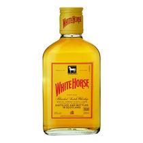 Mini Whisky White Horse 200 Ml Escoces Cavalo Branco Lacrado
