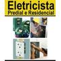 Curso Eletricista Residencial, Industrial, Predial + Brindes