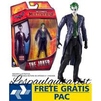 Dc Comics Multiverse The Joker Curinga Coringa Novo Lacrado