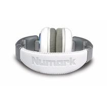 Audífono Numark Elctrowave Color Blanco