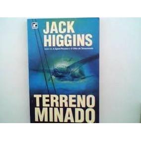 Livro Terreno Minado Jack Higgins