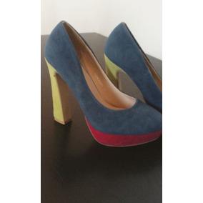Zapatos De Tacón Chik