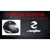 Casco De Moto Zentus !! Directo De Fabrica