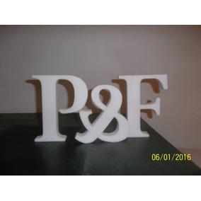 Letras Corporeas Polyfan Carteles Corporeos Polifan