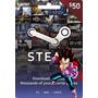 Steam Wallet 50 Dolares Tarjeta