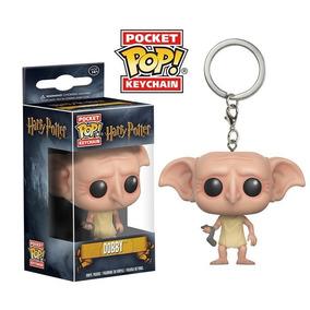 Funko Pop! Chaveiro - Dobby - Harry Potter