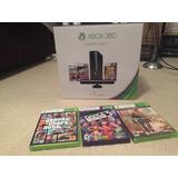 Xbox 360 Kinect + Gta 5 + Cod Mw2