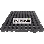 Pallet Plastico 4,5 X 50x50 P/ Câmara Fria Atende Anvisa