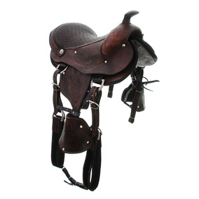 Sela De. Vaquejada Pequena - Acessórios para Cavalos no Mercado ... d749d5009b6