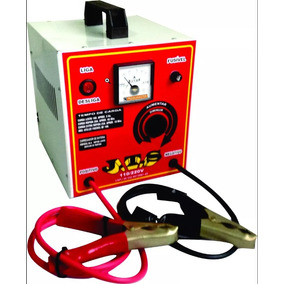 Carregador De Baterias 12 Voltz/ 50 Amperes J.t.s Portatil