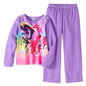 Pijama Importada Para Niña De My Little Pony Talla 4/5