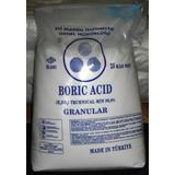 Ácido Borico 1 Kg - Grado Técnico