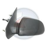Espejo Exterior R-19 C/control Lado Izquierdo