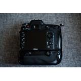 Nikon D7100 C/ Battery Grip Y Lente 35dx - 1.8