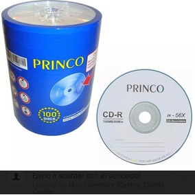 Cd Virgen Princo 700 Regrabable Princo Al Mayor Y Al Detal