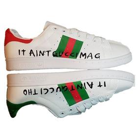 Tenis adidas Stan Smith Gucci Tho Sneaker Dama Oferta!!