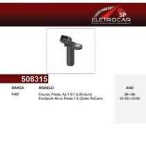 Sensor De Rotação Ford Ecosport, Fiesta 1.6 Zetec Rocam 03 À