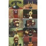 Serie Completa De Tarjetas Telefonicas Brasil Telefonos
