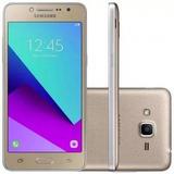 Cel Samsung G532m 2 Chips Prime J2 8gb Dourado 4g Lte