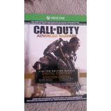 Call Of Duty Advanced Warfare + 3 Packs. Xbox One