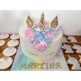 Torta Cumpleaños, Cookies, Muffins, Postres, Tortas