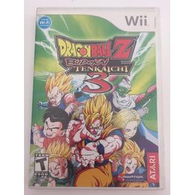 Dragon Ball Z Budokan Tenkaichi 3