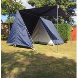Barraca Camping Canadense Residence 6 Com Avance Gripa Tents