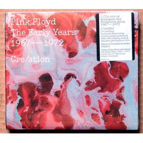 Cd Pink Floyd - The Early Years 1967-1972 (duplo) Lacrado!!