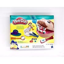 Massinha Play Doh Brincando De Dentista Hasbro